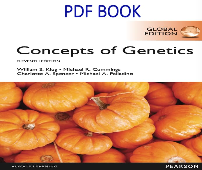 Concepts of Genetics 11th Global Edition PDF Book