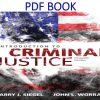 Introduction to Criminal Justice 15th Edition PDF Book
